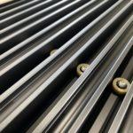 Voormontage aluminiumprofiel met geleider