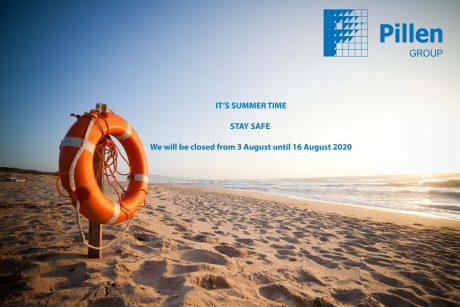 Summer Time Pillen Group 2020