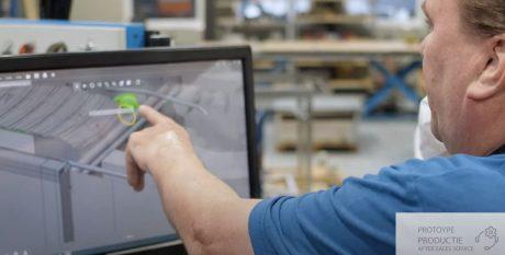 Productie en assemblages voor apparatenbouw en machines