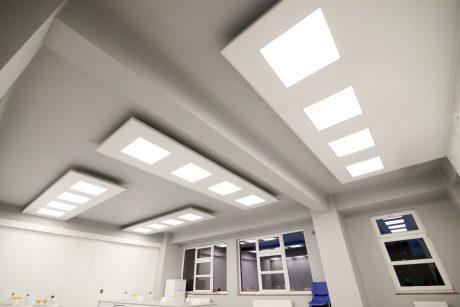 Verlichtingsindustrie Toeleveringspartner Lichtarmaturen