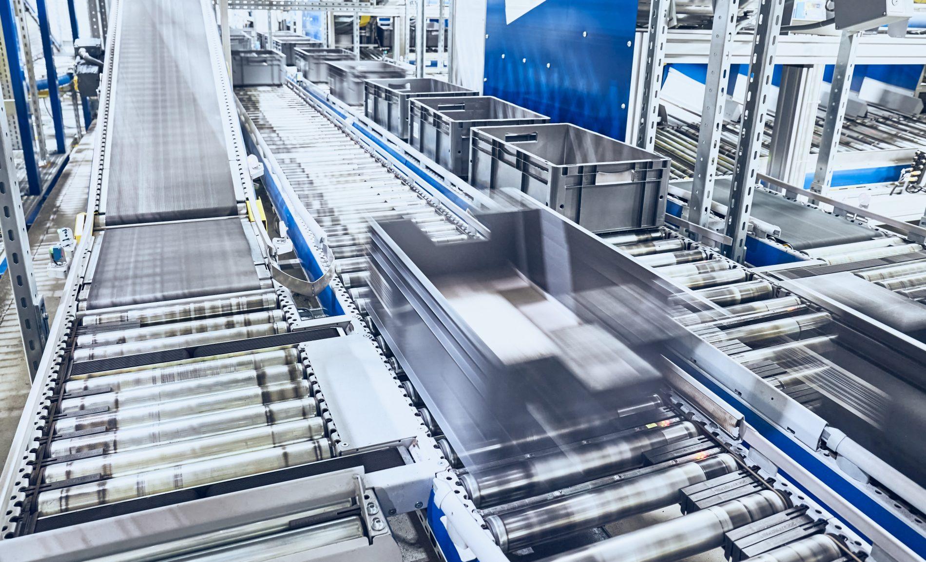 Lineaire Industrie Transport Distributie Pillen Group