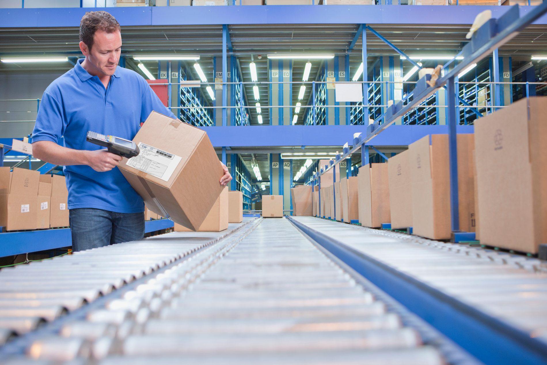 Lineaire Industrie Distributie Transport Lijnen Transport Pillen Group