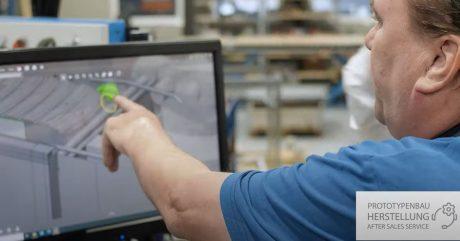 Produktion und Baugruppen für Gerätebau und Maschinen