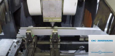 Aluminiumprofilbearbeitung