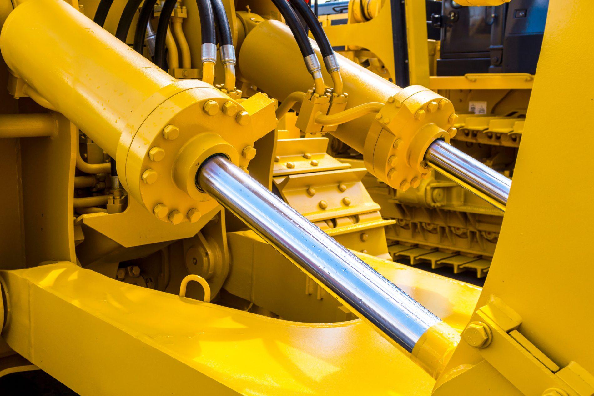 Machine Apparatenbouw Hydroliek Hydrolisch