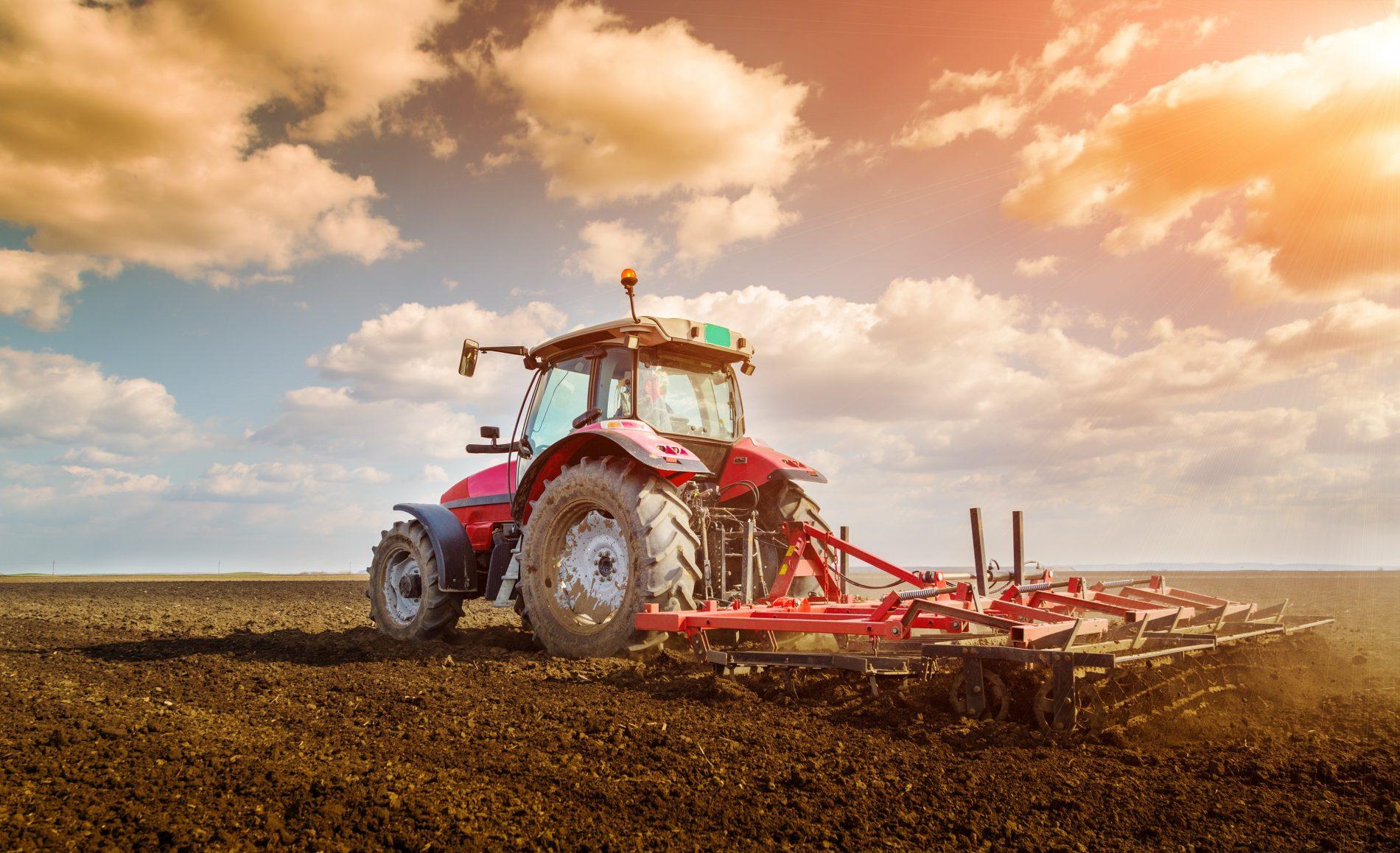 Producent Machine En Apparatenbouw Toelevering Agrarische Sector