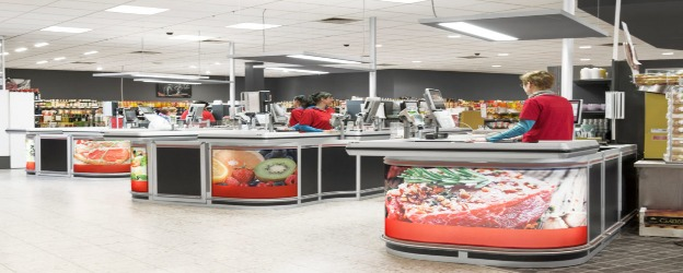 Pillen Group checkout supermarkt