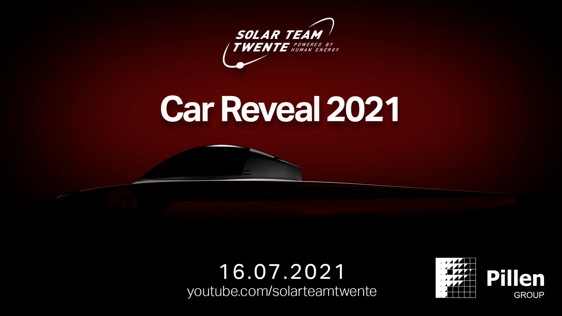 Aankondiging Solar Team 16 7 2021 Pillen Group