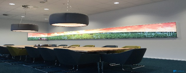 Eindproducten - Interior Products - LED Signing - Pillen group producent