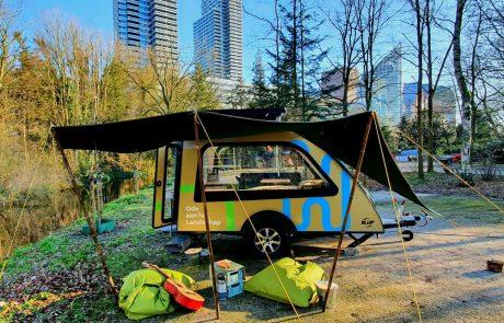 Kip Caravan In Den Haag HeatFun Kamperen In Stad Pillen Group