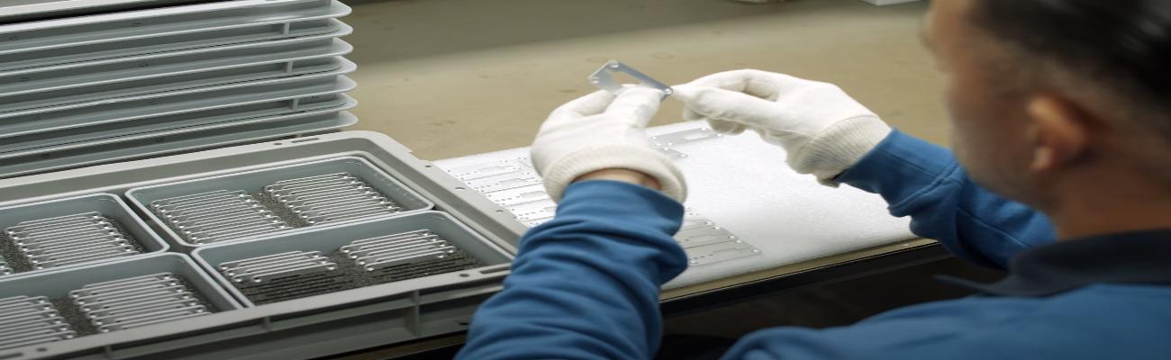 Fertigung und Montage für Gerätebau und Maschinen