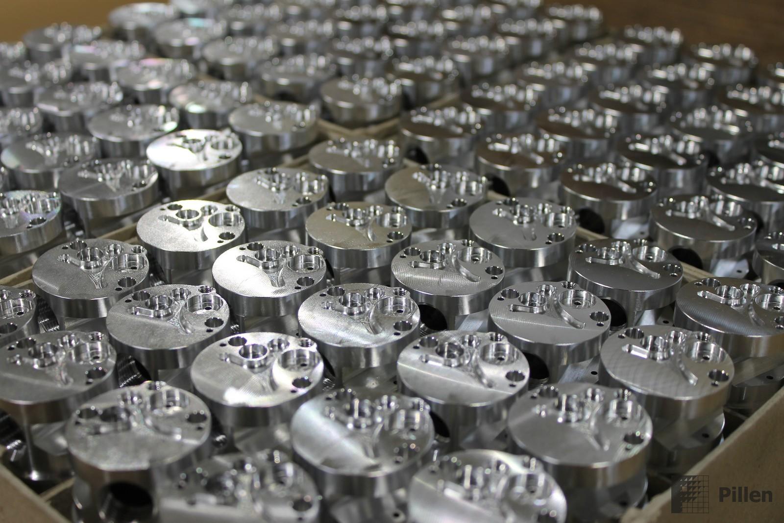Toelevering fijnmechanische producten 247 verspaning